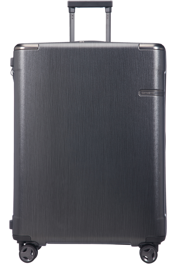 Samsonite Evoa Spinner Expandable 75cm  Brushed Black