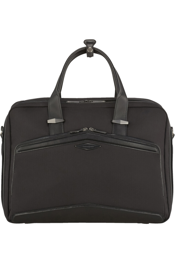 Samsonite Selar Shoulder Bag 24H  Black
