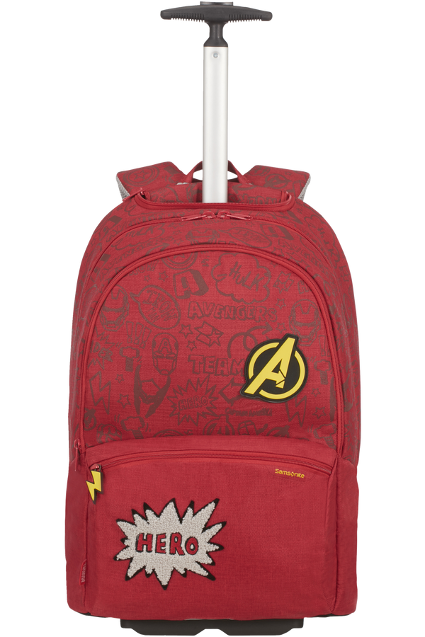 Samsonite Color Funtime Disney Backpack/Wh Marvel  Avengers Doodles