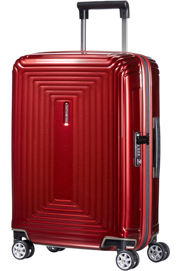 Samsonite Neopulse Spinner 55cm Metallic Red