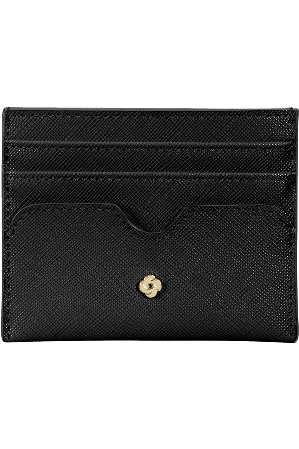 Samsonite Wavy Slg 337 - 6 Credit Card Holder  Black