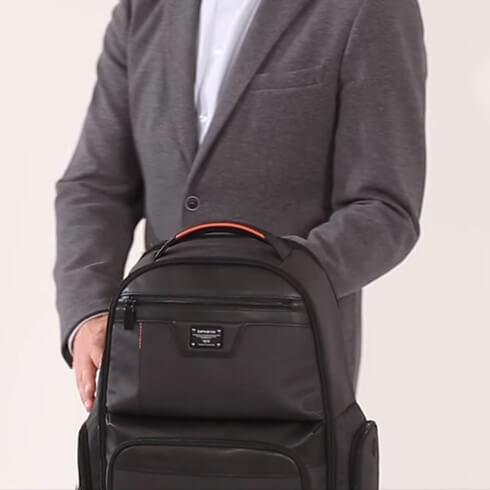 5e95fc453a3 Samsonite Business - Zenith Laptop Backpack 15.6