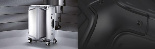 valises premium personnalisables en aluminium - Lite-Box Alu