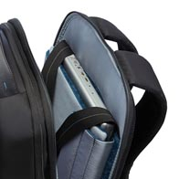 Perfect Fit™ adaptable laptop compartment on most business bags to suit almost any laptop.
