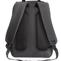 Padded, ergonomic and adjustable backpack straps for increased comfort.